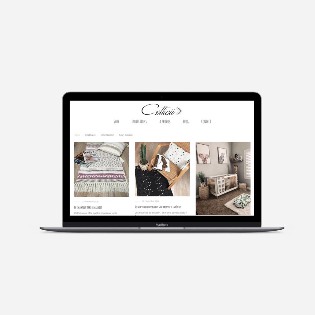 Page blog Cetticii