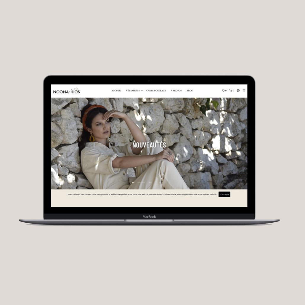 site web noona ílios